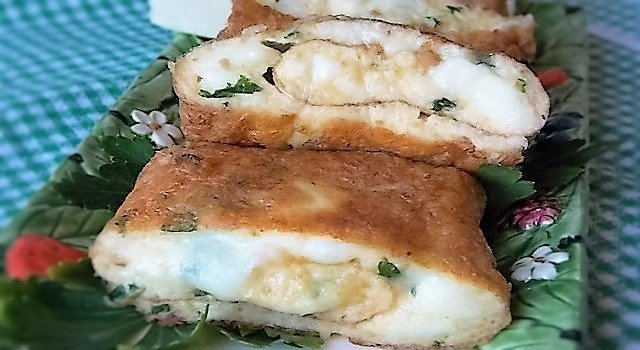 Frittata con tuma – ricetta tipica siciliana