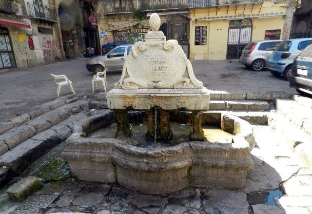 fontana del Garraffello