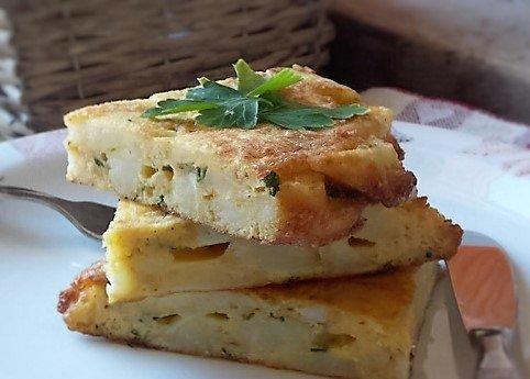 Frittata di patate – Una ricetta sempreverde