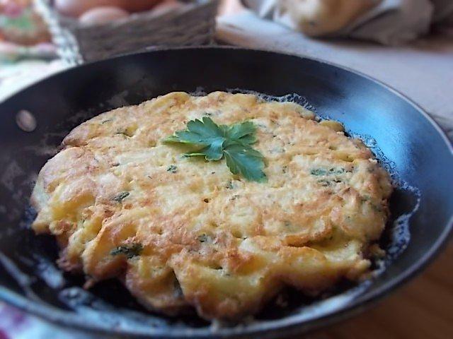 come fare la frittata di patate