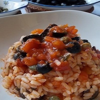 riso alla siciliana