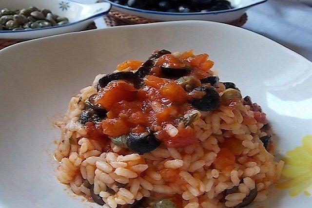 Riso alla siciliana: ricetta semplice ma invitante