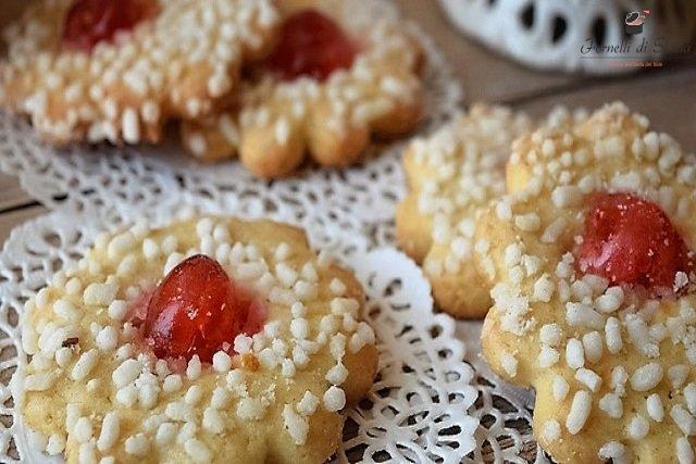 ricetta siciliana biscotti margherita
