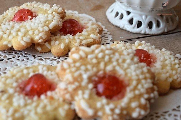 ricetta biscotti margherita
