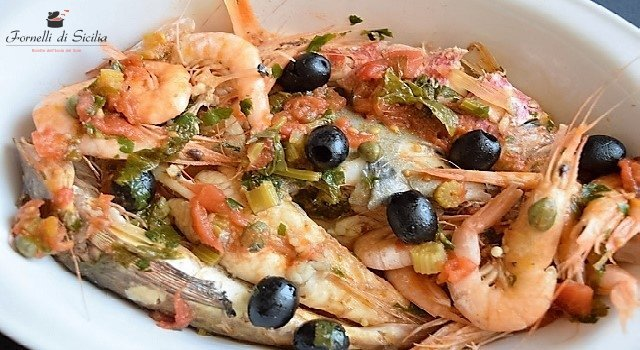 ricetta pesce ghiotta