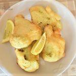 Broccoli in pastella croccante e leggera