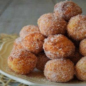 palline di riso di San Giuseppe