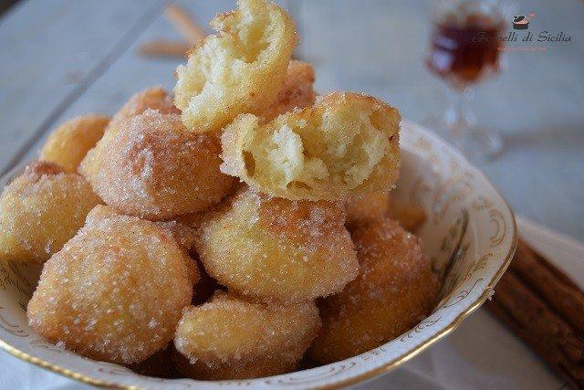 ricetta sfincia patate