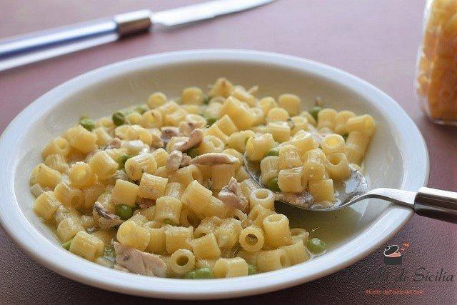 Pasta ca 'nnocca – Ricetta tipica siciliana
