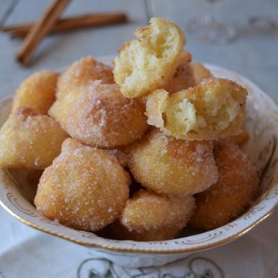 sfince di patate