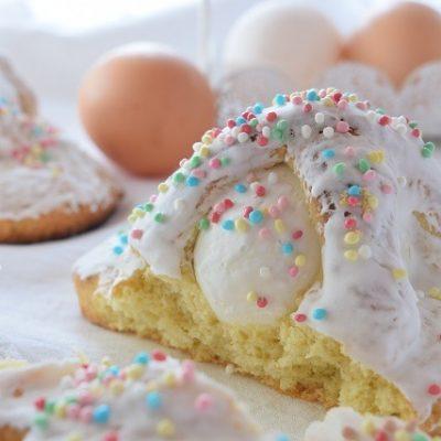 pupi con le uova