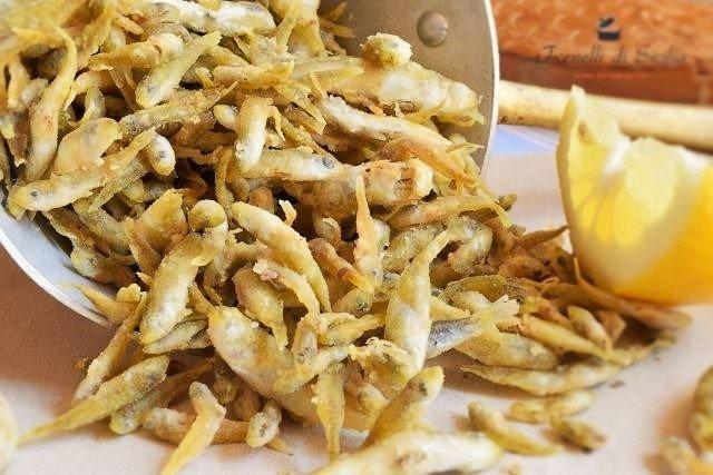 Sciabbacheddu fritto