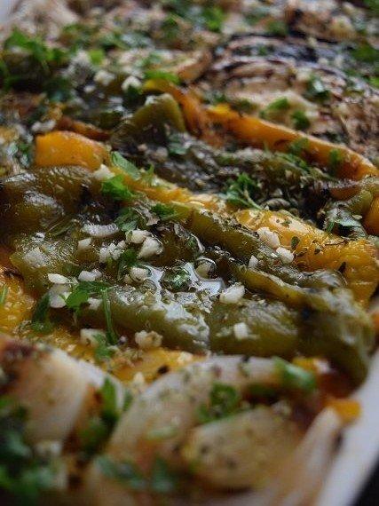 Insalata turca: Contorno vegetariano leggero