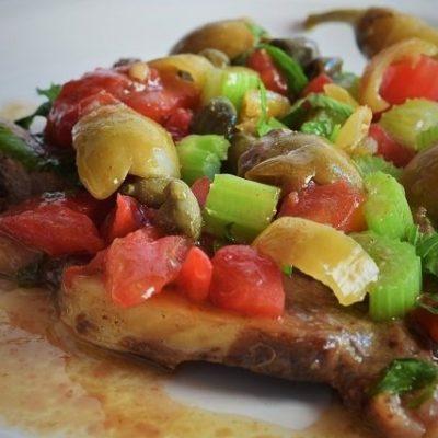 bistecca siciliana
