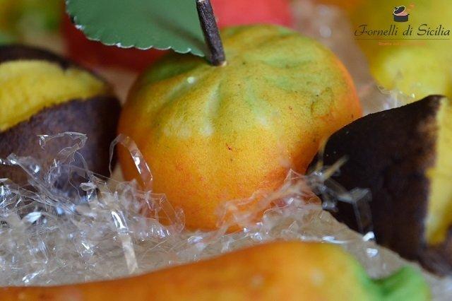 come fare la frutta martorana