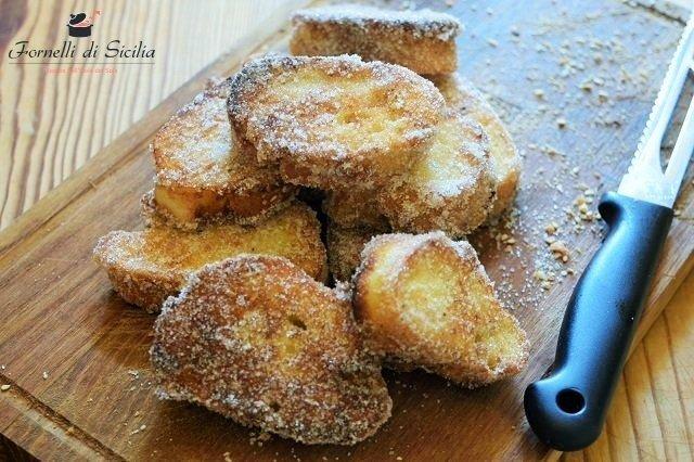 pane fritto zucchero
