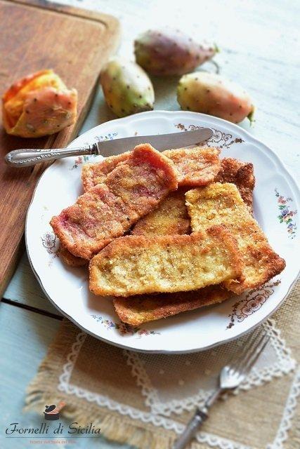 bucce fritte fichi india