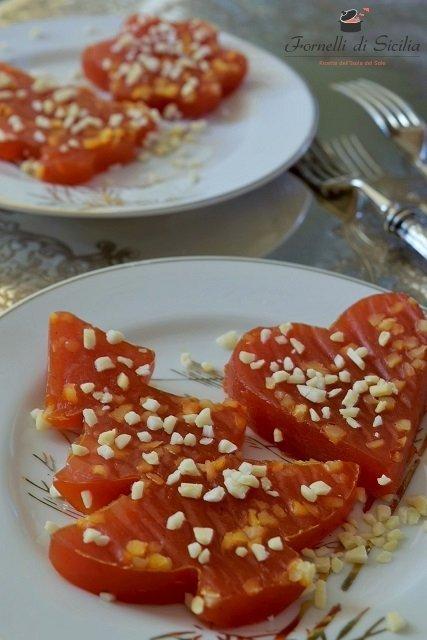 ricetta mostarda di fichi