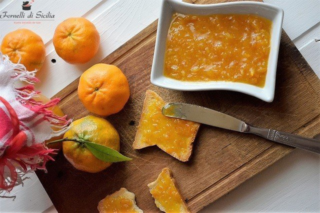 ricetta marmellata mandarino