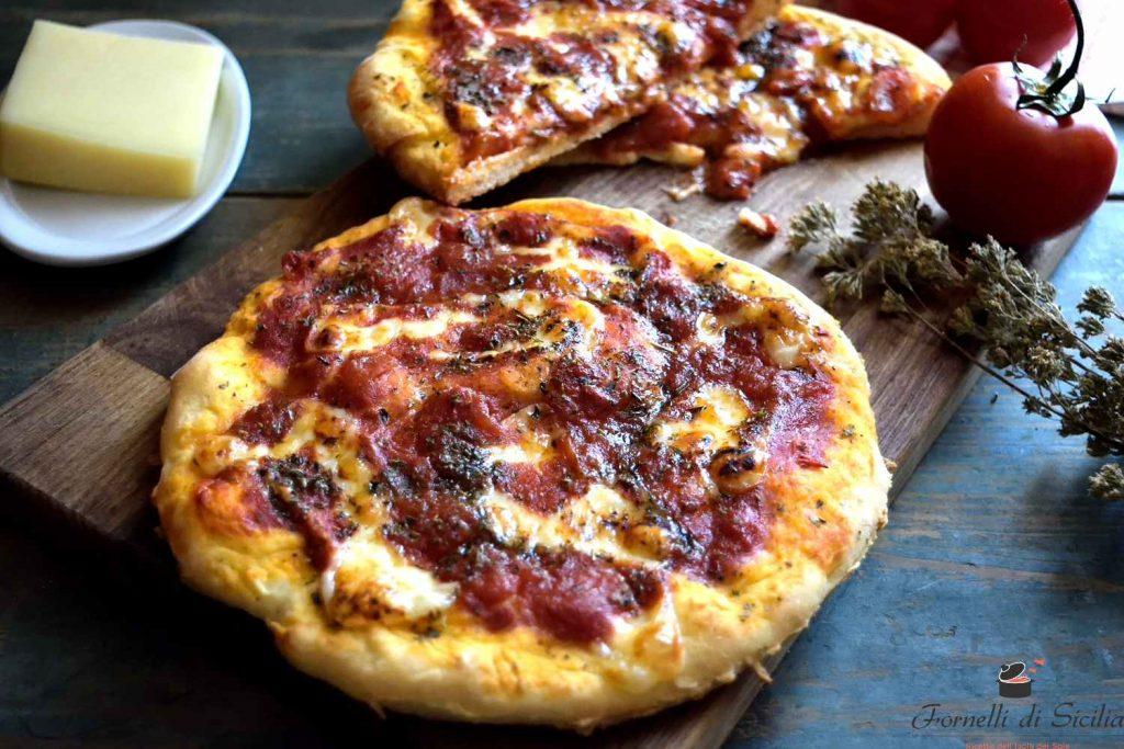 ricetta pizza agrigentina