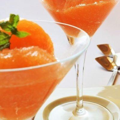 sorbetto melone cantalupo
