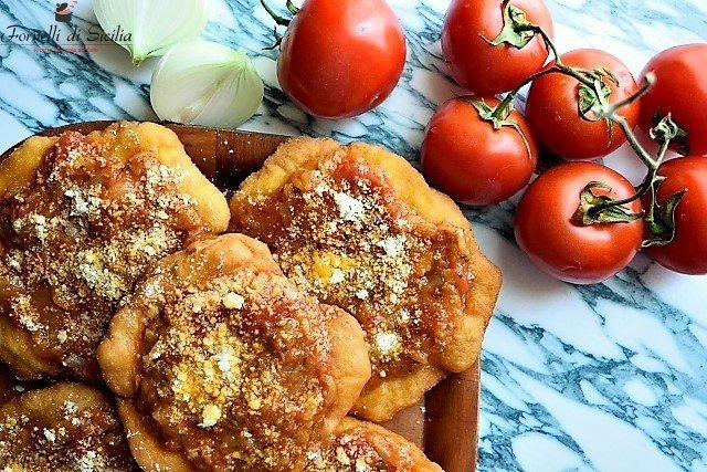 ricetta Pizzette fritte