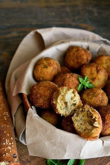 Polpette fritte di alici: ecco la ricetta
