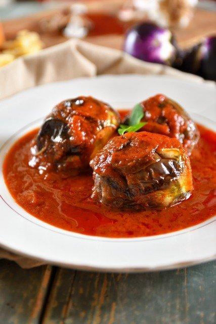 Melanzane ammuttunate – Ricetta siciliana