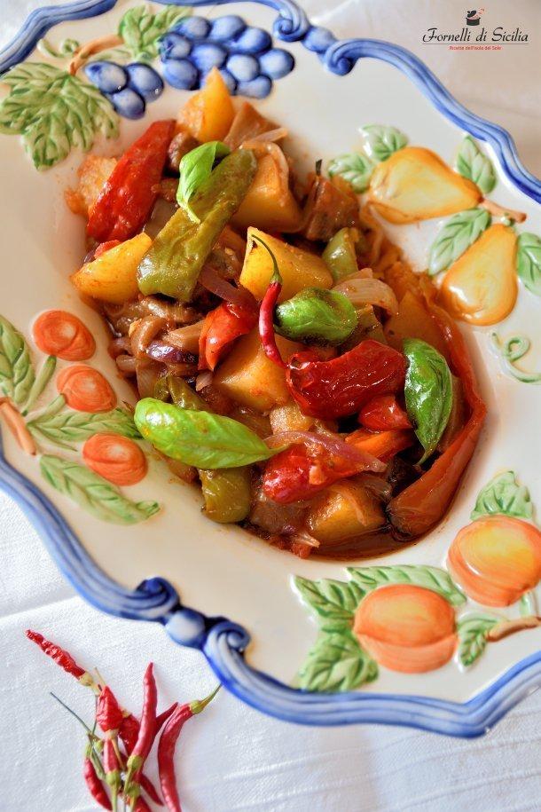 Canazzo: ricetta siciliana facile e veloce