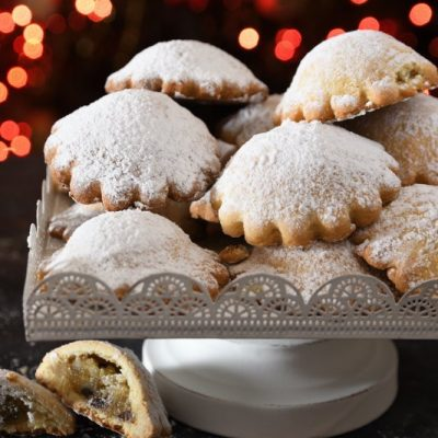 buccellati alle mandorle dolci siciliani