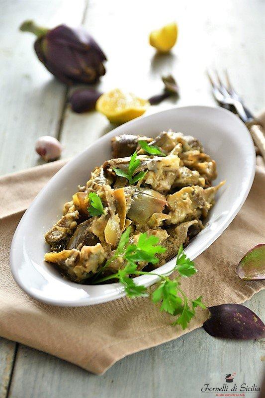 Carciofi alla gibellinese – Una ricetta da provare