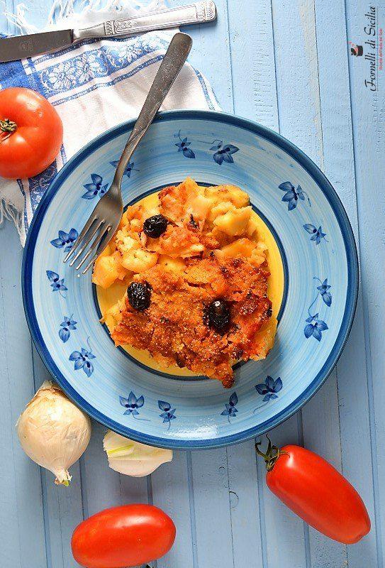 Baccalà a sfincione – Una gustosa ricetta siciliana