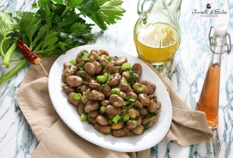 insalata di fave cottoia