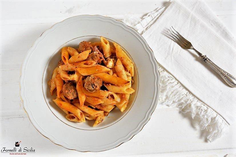 ricetta pasta ncasciata alla messinese