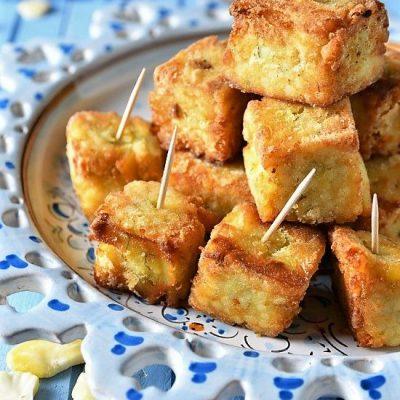 macco di fave fritto