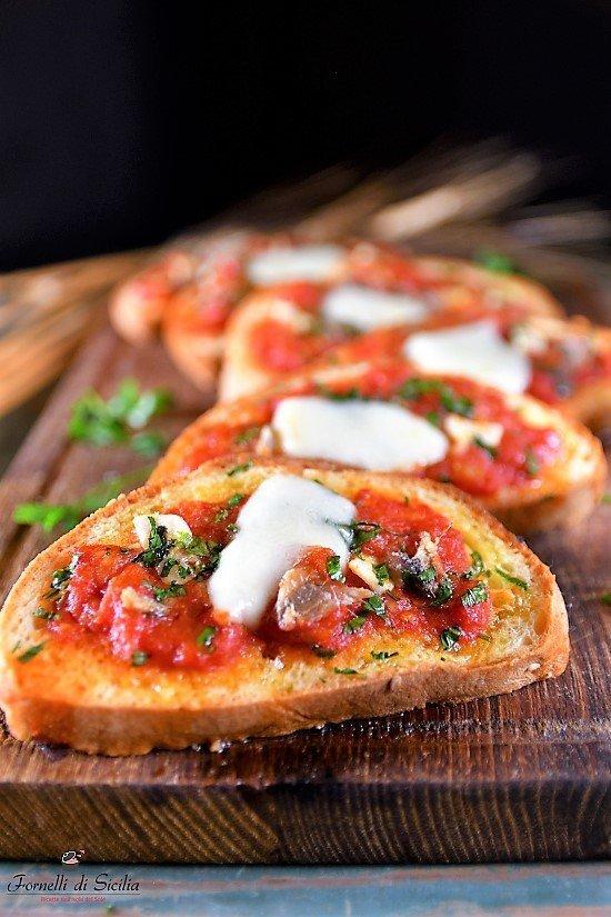pane pizza riciclare pane raffermo