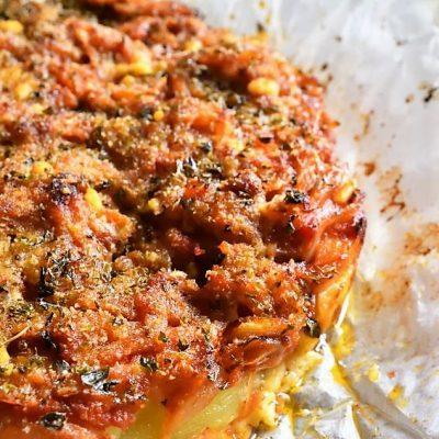 ricette con patate a sfincione