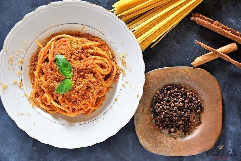 Pasta alla paolina: ricetta tipica palermitana