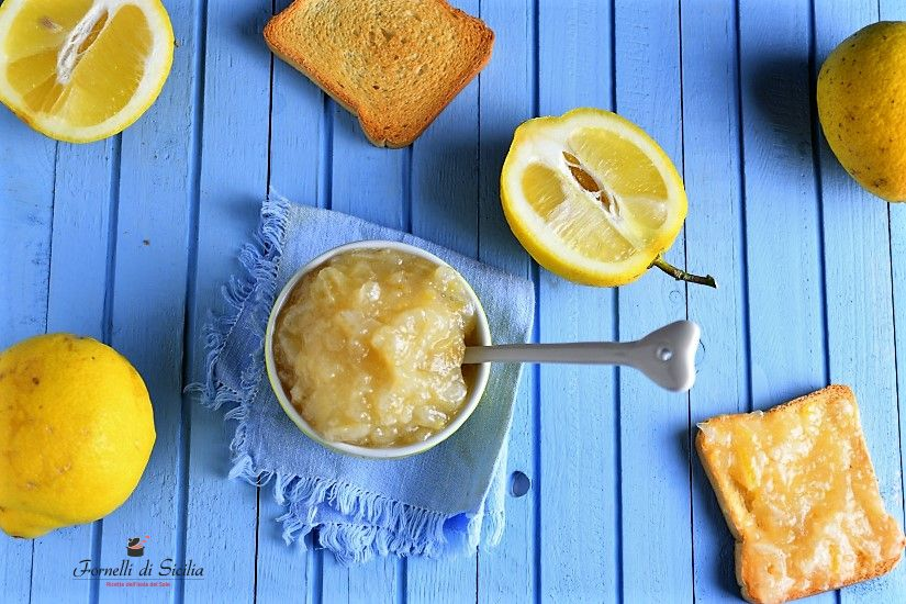 Marmellata di limoni: come farla in casa