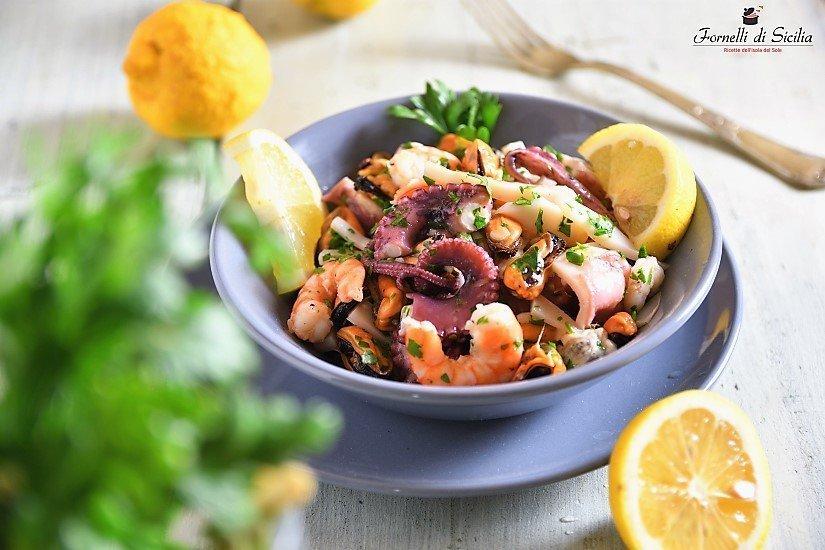 insalata di mare siciliana