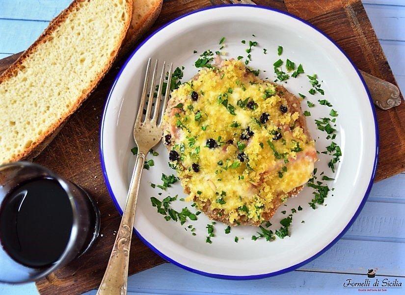 Arrosto al forno panato: semplice e gustoso