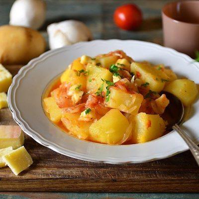 patate a spezzatino