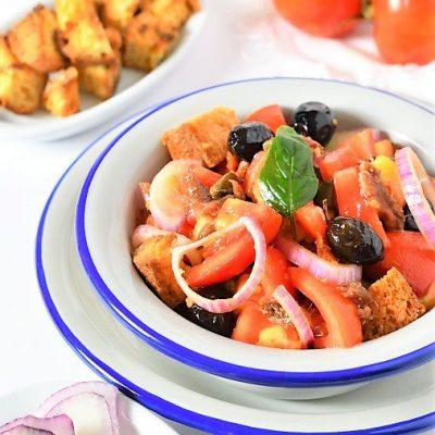 panzanella siciliana