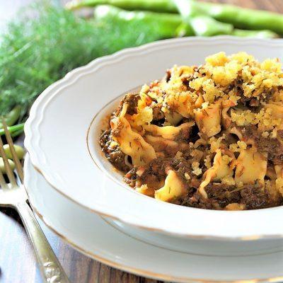 pasta con fave fresche e finocchietto