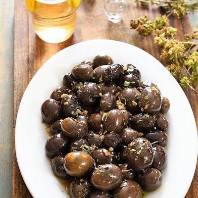 olive in agrodolce