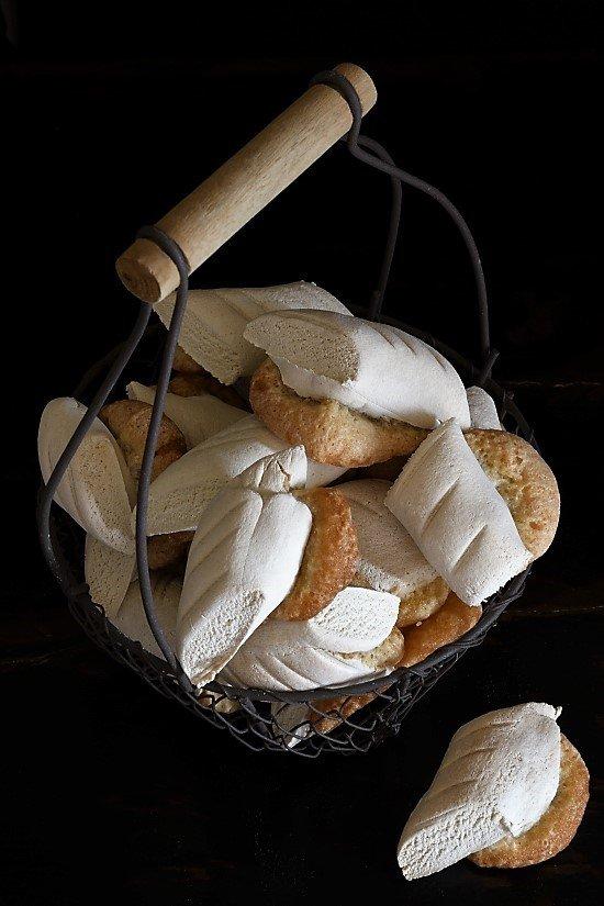 Ossa dei morti: croccanti biscotti siciliani