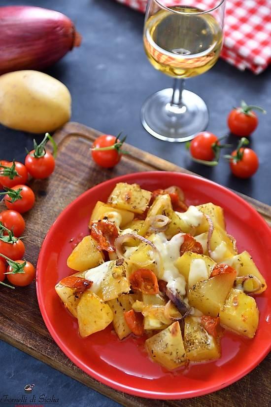 Patate vastase – le patate alla trapanese