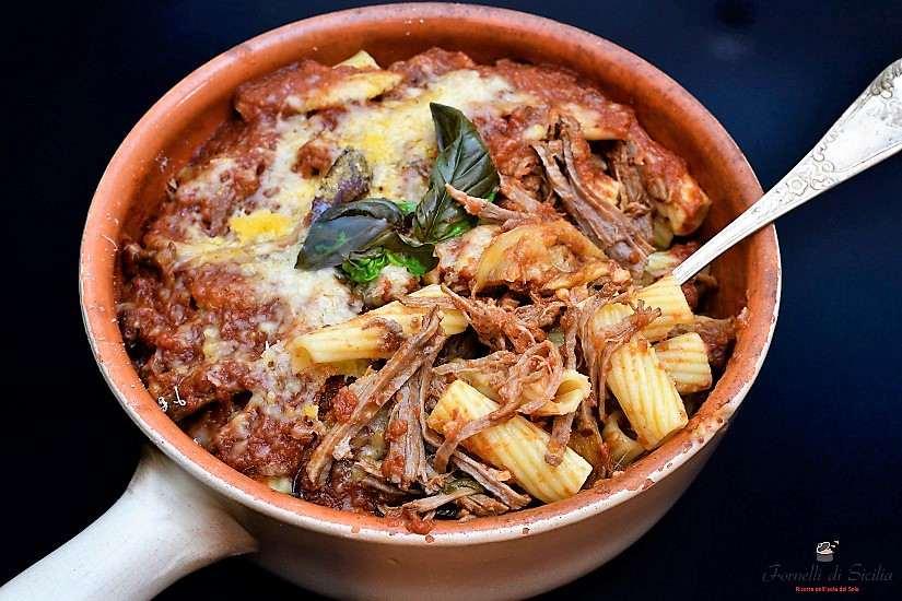 Pasta a taianu: ricetta tipica di Cefalù